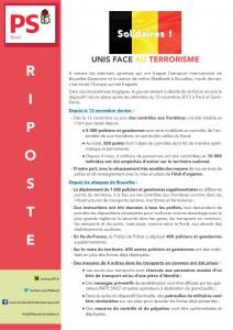 RIPOSTE - UNIS FACE AU TERRORISME